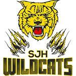 Saint James High School logo