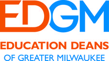 Education Deans of Greater Milwaukee (EDGM) logo