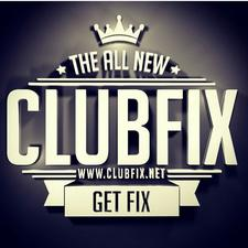 Clubfix.Net Parties  logo