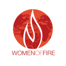 Women of Fire, benefiting The Zion Project  logo