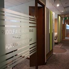 Rudolf & Valeria Maag INSEAD Centre for Entrepreneurship logo