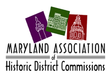 Maryland Association of Historic District Commissions logo