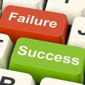 'LEARN FROM FAILURE. CREATE SUCCESS !'