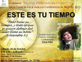 EVENTOS CRISTIANOS EN ROGERS,SPRINGDALE ARKANSAS/...