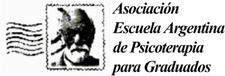 Asociación Escuela Argentina de Psicoterapia para Graduados - Comisión Científica logo