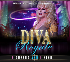 Diva Royale Box Office logo
