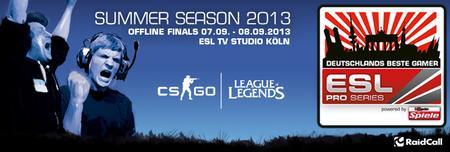 ESL Pro Series RaidCall Finals - Summer Season 2013