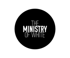 The Ministry of White logo