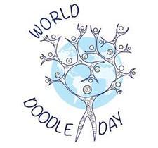 World Doodle Day logo