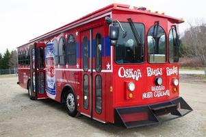 OB Sunday Trolley Ride from Aloft AVL