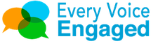 Every Voice Engaged Foundation logo