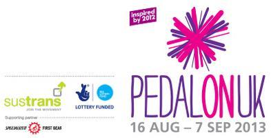 Pedal On UK: Glasgow