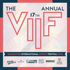 Vancouver International Improv Festival logo