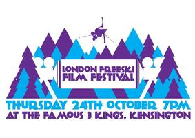 London Freeski Film Festival 2013