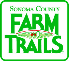Sonoma County Farm Trails logo