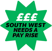 The South West Needs A Pay Rise!