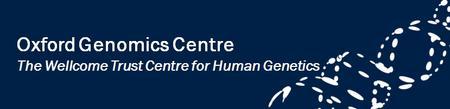 Oxford Genomics Centre Autumn Forum 2013