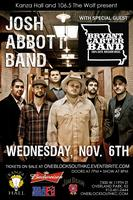 Josh Abbott Band With Special Guest Bryant Carter Band