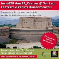 InstaTER #myER_Castles @ San Leo