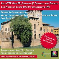InstaTER #myER_Castles @ San Pietro in Cerro e...