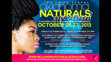 3rd Annual Oklahoma Naturals Expo Weekend