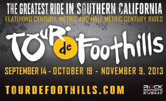 Tour de Foothills - 3 Event Series