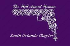 The Well Armed Woman South Orlando Chapter logo