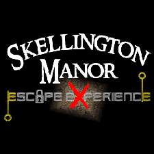 Skellington Manor Escape Experience logo
