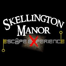 Skellington Manor Escape Experience logo
