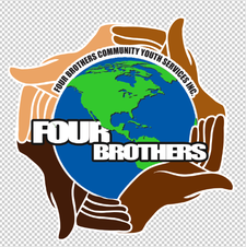 Four Brothers Community Youth Services Inc. & Stone Mountain Community Center  logo