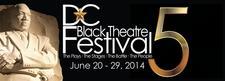 DC Black Theatre Festival logo