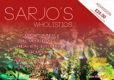 Sarjo's Wholistics  logo