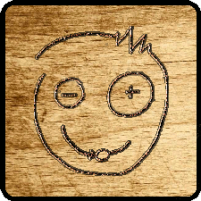 Melanie@T(h)ink!Club logo