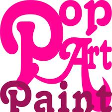 Pop Art Paint logo
