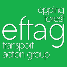 Epping Forest Transport Action Group logo