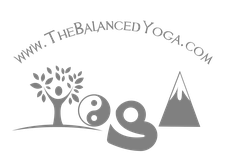 The Balanced Yoga logo