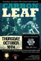 Carbon Leaf With Special Guest Brian Wright