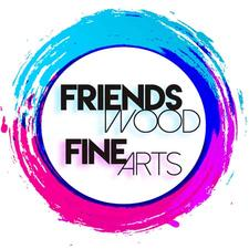 Friendswood Fine Arts Nonprofit  logo