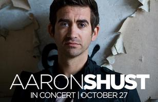 Aaron Shust Concert