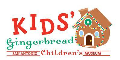 Kids' Gingerbread - Saturday, December 7th - 9:00-12:00 AM