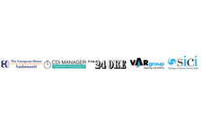 Ambrosetti, CDi Manager, Var Group, Sici logo