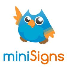 miniSigns - Toronto, Baby Signing and Sign Language Services logo