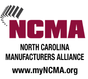 "North Carolina Manufacturers Alliance (""NCMA"")  logo"