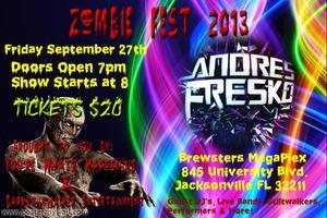(Project Z) Zombie Fest -Jacksonville FL