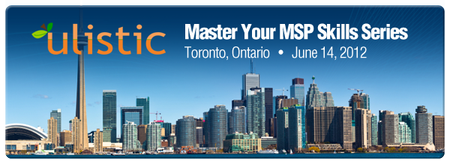 MSP Training in Toronto