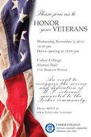 10th Annual Honor Your Veterans Celebration
