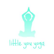Little You Yoga  logo
