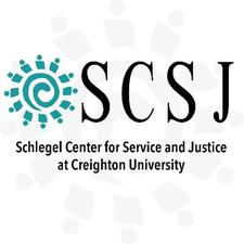 Schlegel Center for Service and Justice logo