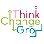 Think Change Grow logo