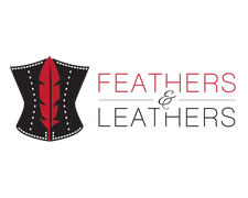 Feathers & Leathers logo